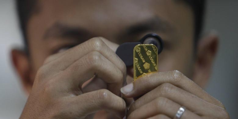Pegadaian Bagi Bagi Emas Gratis Kompascom