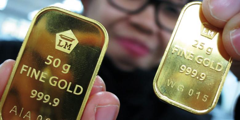 Harga Emas Antam Masih Bisa Lebih Murah Kompascom