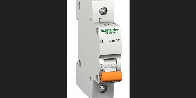 Demi keamanan rumah dan penghuninya, memasang MCB atau Miniature Circuit Breaker saja tidak cukup.(PT Schneider Electric Indonesia)