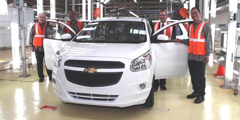 Mpv Murah China Jadi Penyelamat Chevrolet Spin Kompas