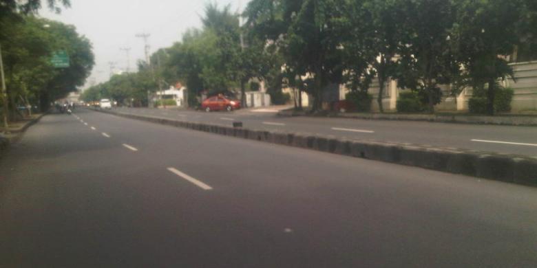 Kini Surabaya Punya Enam Kawasan Car Free Day Kompas Com