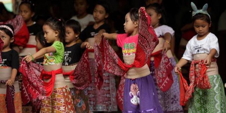 Ragam Budaya Betawi Di Setu Babakan Kompas Com