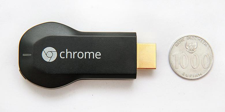 how to play a movie from laptop to chromecast