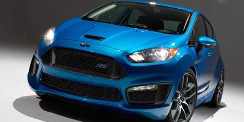 Autoexpress Rekaan Ford Fiesta Rs