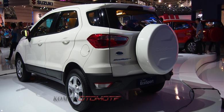 Ford Mulai Jual Ecosport Dari Rp 195 4 Sampai 242 4 Juta