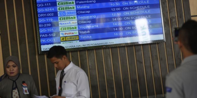 Kiat Mudah Mengetahui Jadwal Penerbangan dan Harga Tiket Terbaru