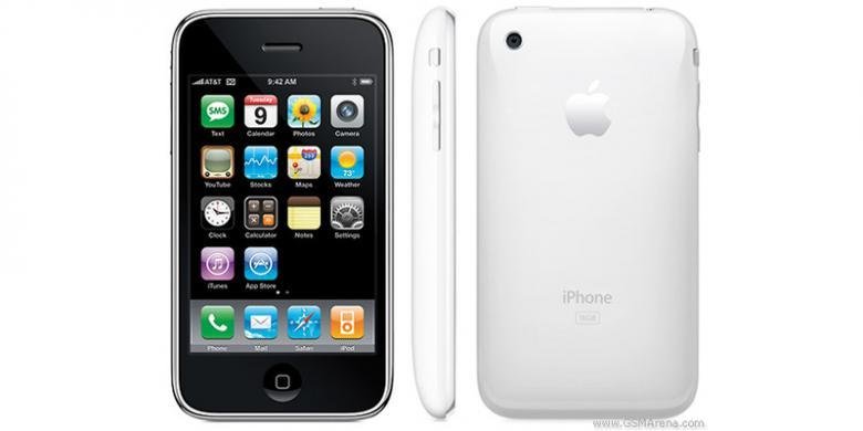 Pengeluaran Handphone Apple Pada Tahun 2007