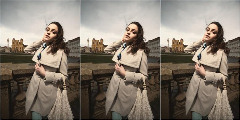 Inspirasi Mantel dan Jaket ala Perempuan Eropa di Musim Dingin ... 7233f77a62
