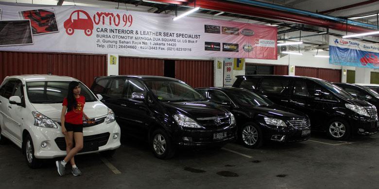 Pasar Mobil Bekas Mangga Dua Square Mengeliat