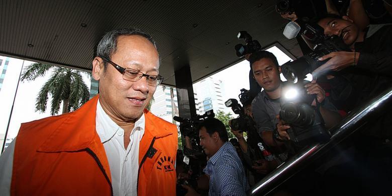 Kasus Korupsi Di Hambalang, Deddy Kusdinar Divonis 6 Tahun