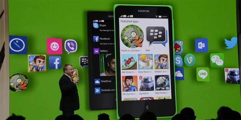 Ini Dia Harga Android Nokia X