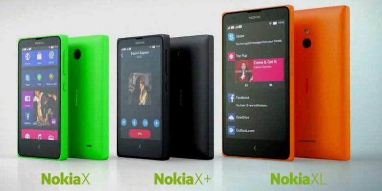 Ini Dia Harga Ponsel Android Nokia XL