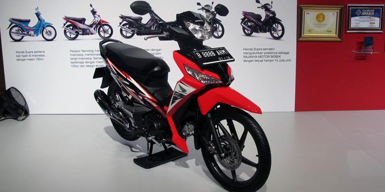 Semua Varian Honda Supra X 125 Kini Injeksi - Kompas.com 77fc75f517