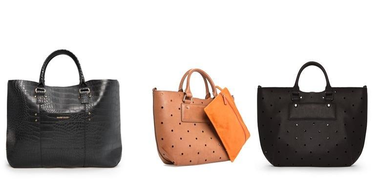 MANGO Tiga pilihan gaya tas tangan dari Mango 32c5e0f093