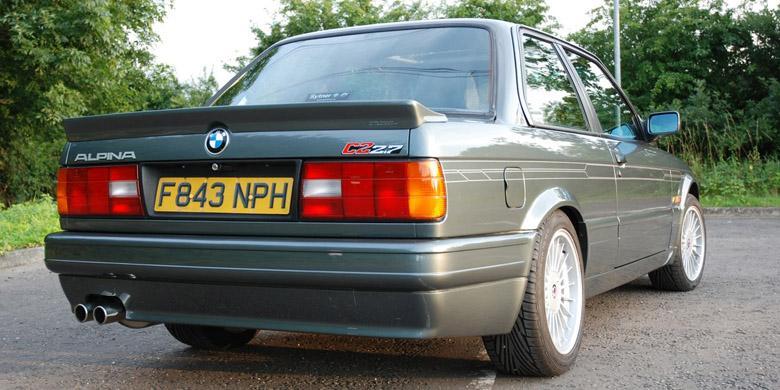 BMW E30 M3 >> Bmw E30 Alpina Spesies Langka Dan Istimewa