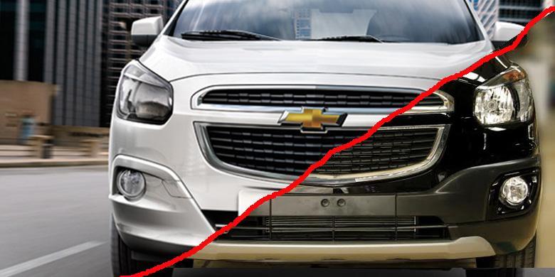 Mengintip Varian Baru Chevrolet Spin Kompas
