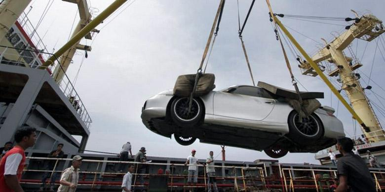 Aceh Jadi Gerbang Importir Mobil Mewah Bekas Kompas Com