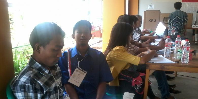 Suka dan Duka Jadi Saksi Pemilu Di TPS
