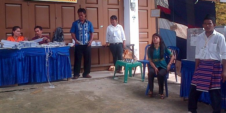 Honor Belum Dibayar, Petugas KPPS Kendari Mengamuk