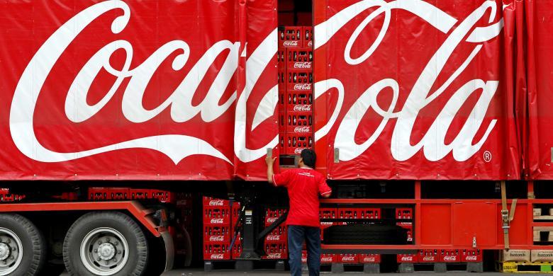 Coca Cola Beli Saham Produsen Jus Kompas Com