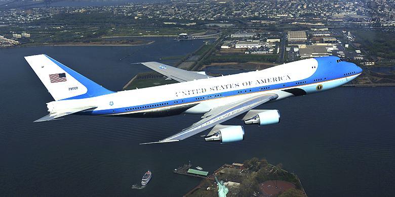 Dibanding RI, seperti Apa Pesawat Kepresidenan Negara Lain?
