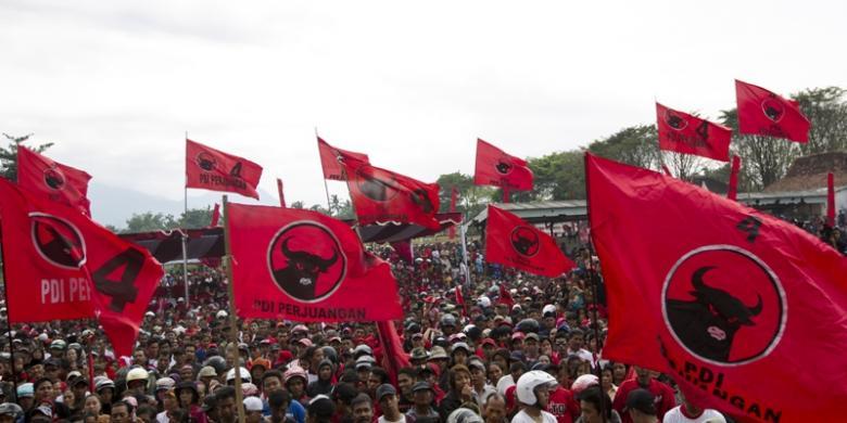 Pdi P Pemenang Pemilu Legislatif 2014 Kompas Com