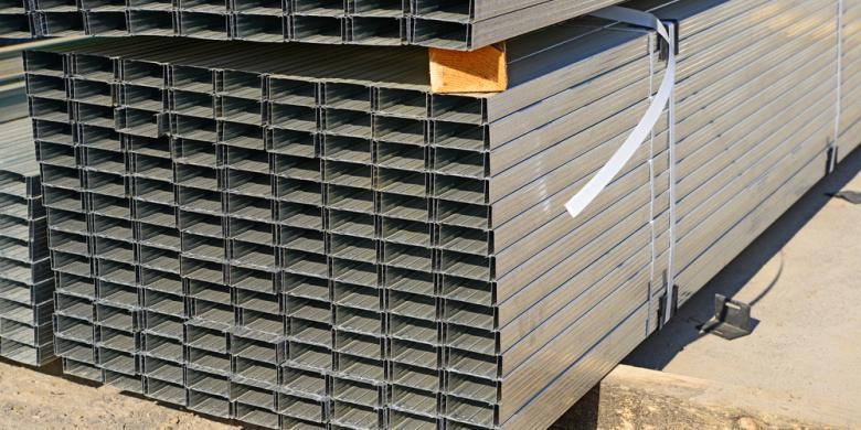 Impor Besi dan Baja Berusaha Dikendalikan oleh KEMENPERIN