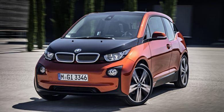 Hasil gambar untuk Mobil Listrik BMW
