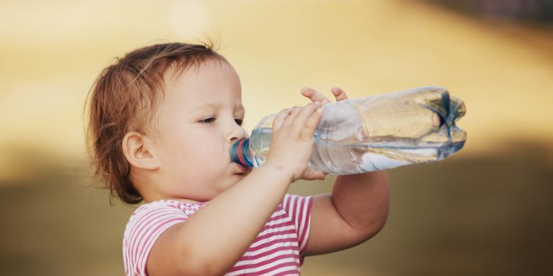 Masih Banyak Si Belum Cukup Minum Air