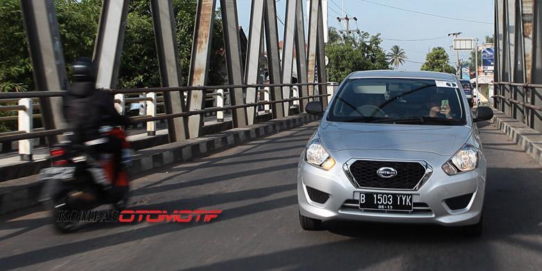 Akselerasi MPV Murah Datsun Cukup Mengejutkan! - Kompas.com