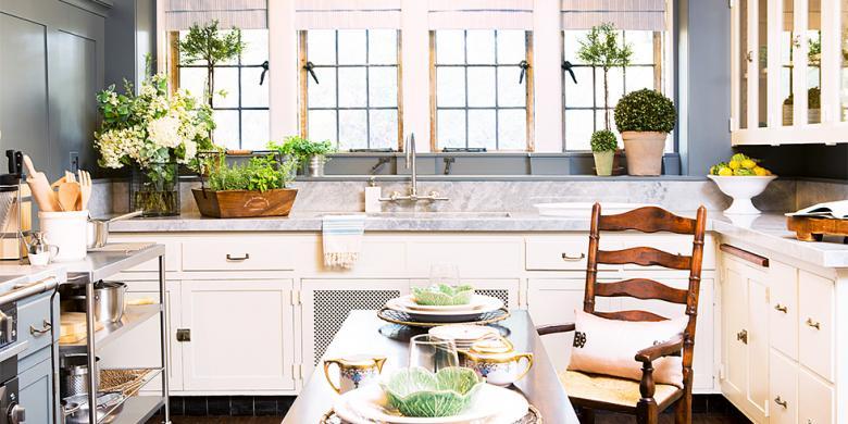 Cara Kilat Membersihkan Dapur