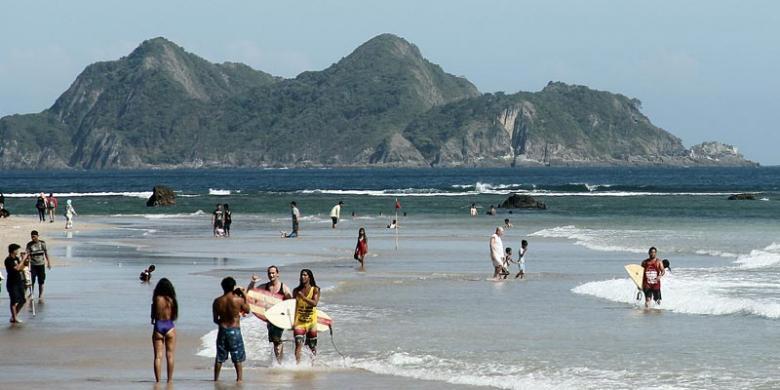 Banyuwangi Tingkatkan Kemampuan Penyelamat Wisata Pantai Kompas Com