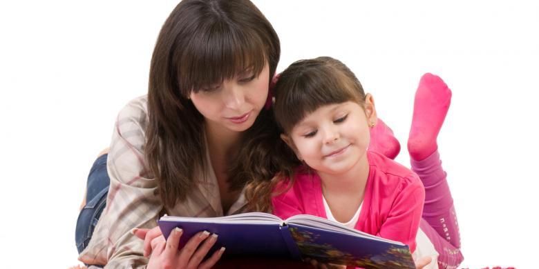 Hasil gambar untuk anak-anak baca buku