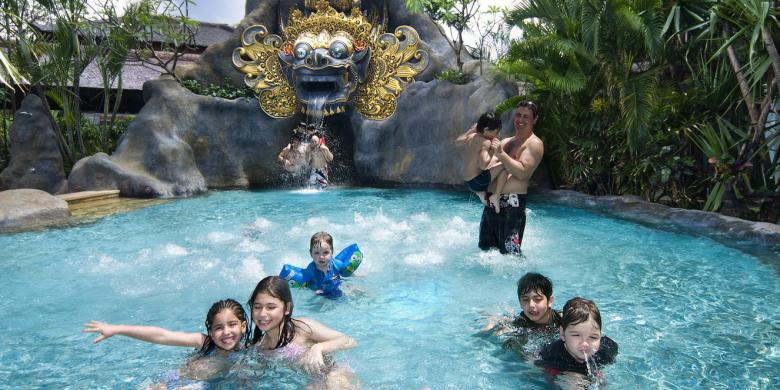 Liburan Bareng Si Kecil Di Bali Ini 10 Aktivitas Wisata Pilihan