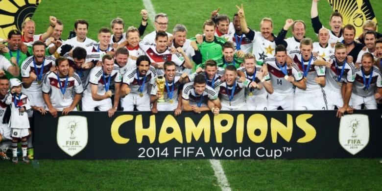 Fifa Official Top 10 Gol pada Piala Dunia Brazil 2014