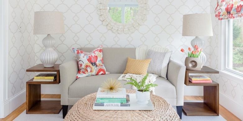 Irasi Ruang Tamu Berukuran Kecil Juga Bisa Digunakan Pemilik Rumah Untuk Menyambut Perlu Penataan Istimewa Yang Membuat Tersebut
