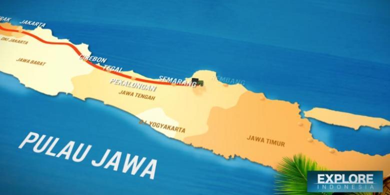 Jawa, Bali, dan Lombok Borong Tiga Besar Pulau Terbaik di Dunia