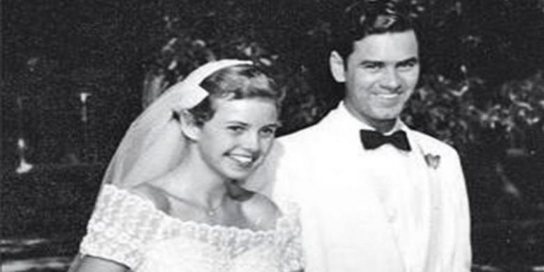 Bob dan Gail Philips yang menikah tahun 1953