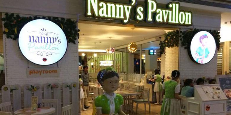 Keunikan Ruang Bermain di Nanny's Pavillon