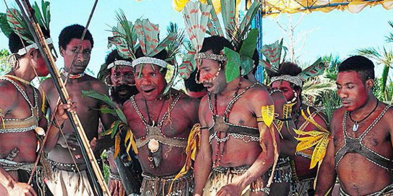 Perkampungan Genyem, Destinasi Baru Papua  Kompas.com