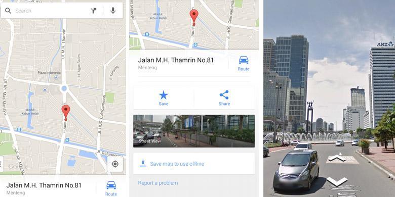 Begini Cara Akses Google Street View Indonesia