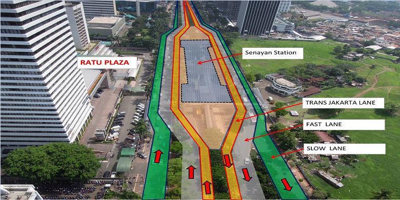 Proyek Mrt Jakarta Masuki Tahapan Konstruksi Stasiun Bawah Tanah