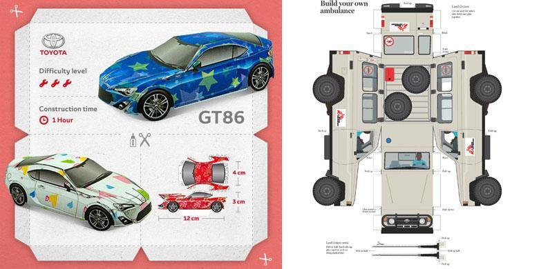 47+ Gambar Mobil Di Kertas Gratis