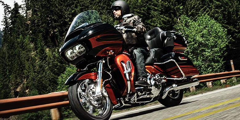Deretan Harley Davidson Modifikasi Pabrikan 2015