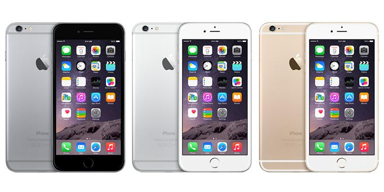Tiga pilihan warna iPhone 6 0f20f8a817