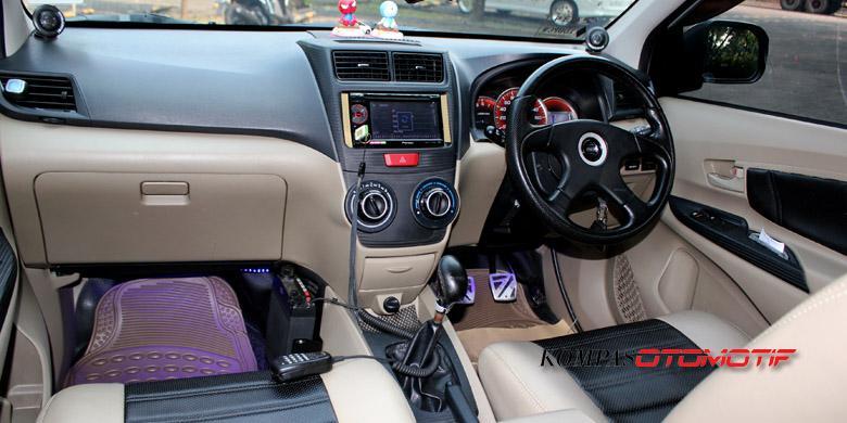 44 Modifikasi Mobil Avanza Standar Terbaik
