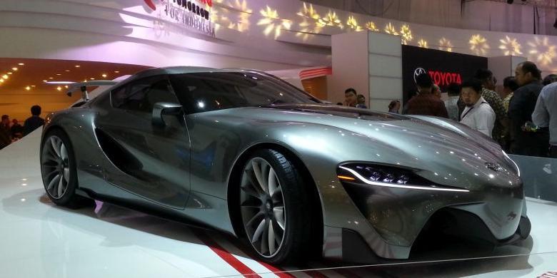 Harga Mobil Sport Baru Toyota Rp 670 An Juta