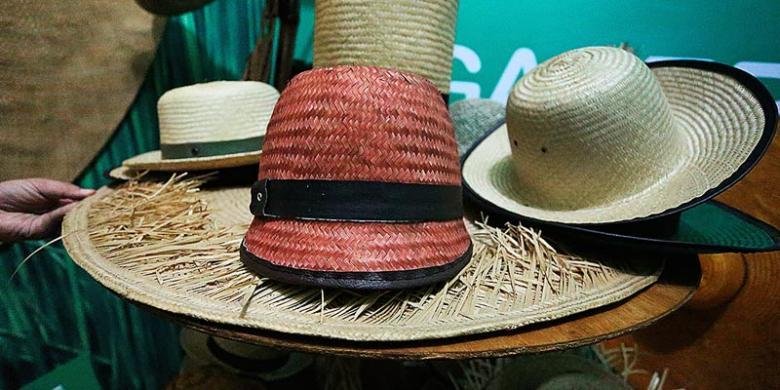 Jangan Lupakan Topi Bambu - Kompas.com a9dd17d755
