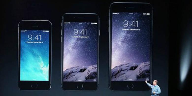Apple Sudah Jual 21 Juta iPhone 6 - Kompas.com a07b32d116