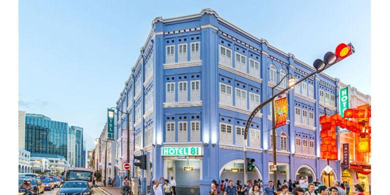 5 Hotel Murah Di Singapore Yang Diincar Wisatawan
